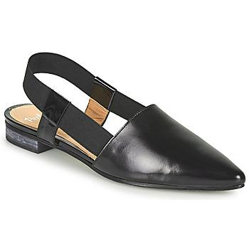 Schuhe Damen Sandalen / Sandaletten Perlato 11003-JAMAICA-VERNIS-NOIR