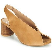 Schuhe Damen Sandalen / Sandaletten Perlato 11803-CAM-CAMEL Kamel
