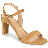 Schuhe Damen Sandalen / Sandaletten Perlato 11797-CAM-CAMEL Kamel