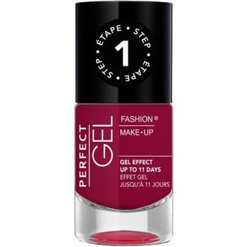 Beauté Femme Vernis à ongles Fashion Make Up Fashion Make-Up - Perfect Gel Vernis Etape 1 n°07 Frambo... Rose