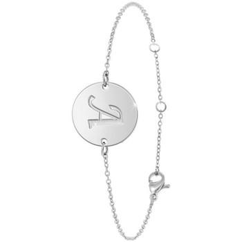 Montres & Bijoux Femme Bracelets Sc Crystal B2281-ARGENT-A Argenté
