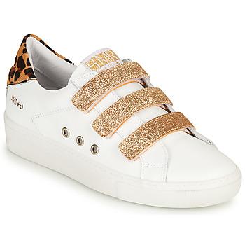 Schuhe Damen Sneaker Low Semerdjian GARBIS