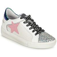 Schuhe Damen Sneaker Low Semerdjian CARLA
