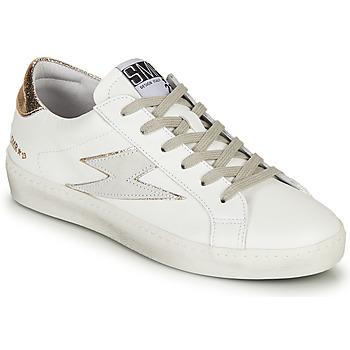 Schuhe Damen Sneaker Low Semerdjian CATRI