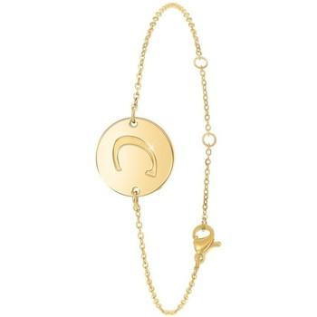 Montres & Bijoux Femme Bracelets Sc Crystal B2281-DORE-C Doré