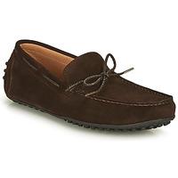 Schuhe Herren Slipper Brett & Sons CHATAINE Braun,