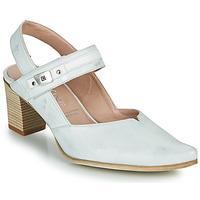 Schuhe Damen Pumps Dorking LEA Silbrig