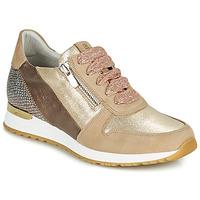 Schuhe Damen Sneaker Low Dorking VIOLA Golden