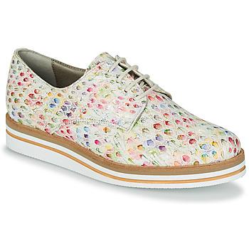 Schuhe Damen Derby-Schuhe Dorking ROMY Bunt
