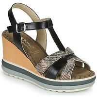 Schuhe Damen Sandalen / Sandaletten Dorking TOTEM Bronze
