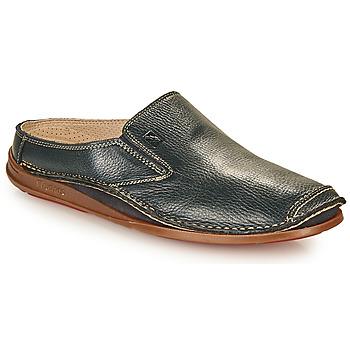 Schuhe Herren Pantoffel Fluchos NAUTILUS Marineblau