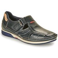 Schuhe Herren Sandalen / Sandaletten Fluchos TORNADO Marineblau