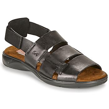 Schuhe Herren Sandalen / Sandaletten Fluchos 1200-SURF-NEGRO