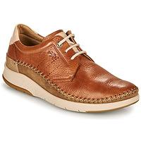 Schuhe Herren Sneaker Low Fluchos 0795-TORNADO-CUERO
