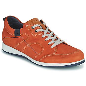 Schuhe Herren Sneaker Low Fluchos 9734-CRETA-CUERO