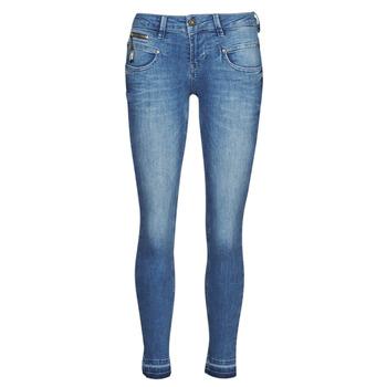 Abbigliamento Donna Jeans slim Freeman T.Porter ALEXA CROPPED S-SDM