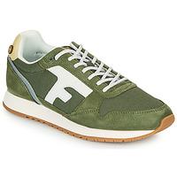 Schuhe Sneaker Low Faguo ELM Khaki / Weiß / Gelb