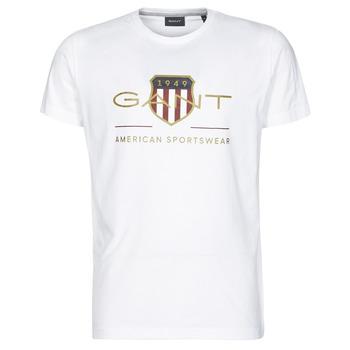 Vêtements Homme T-shirts manches courtes Gant ARCHIVE SHIELD