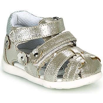Schuhe Mädchen Sandalen / Sandaletten Chicco GORY Golden