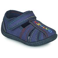 Schuhe Jungen Hausschuhe Chicco TULLIO Blau