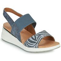 Chaussures Femme Sandales et Nu-pieds Caprice 28306-849