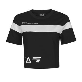 Vêtements Femme T-shirts manches courtes Emporio Armani EA7 3KTT05-TJ9ZZ-1200