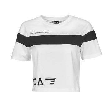Vêtements Femme T-shirts manches courtes Emporio Armani EA7 3KTT05-TJ9ZZ-1100