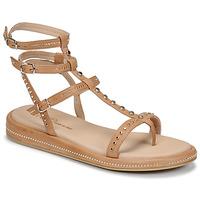 Chaussures Femme Sandales et Nu-pieds Fru.it 6782-100-CASTORO