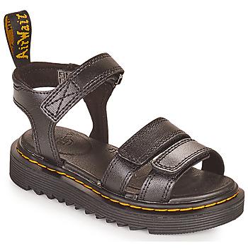 Chaussures Fille Sandales et Nu-pieds Dr Martens KLAIRE J
