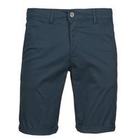 Kleidung Herren Shorts / Bermudas Teddy Smith SHORT CHINO Marineblau