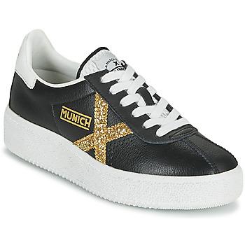Schuhe Damen Sneaker Low Munich BARRU SKY 62 Golden
