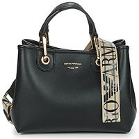 Taschen Damen Handtasche Emporio Armani BORSA SHOPPING Gold