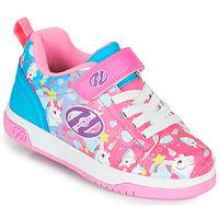 Schuhe Mädchen Rollschuhe Heelys DUAL UP X2 Blau