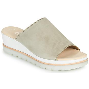 Schuhe Damen Pantoffel Gabor 6464319 Maulwurf
