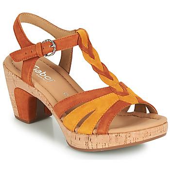 Chaussures Femme Sandales et Nu-pieds Gabor 6273442
