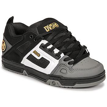 Schuhe Sneaker Low DVS COMANCHE Weiß