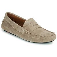 Schuhe Herren Slipper Lloyd EMIDIO Beige