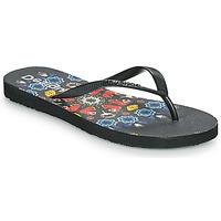 Schuhe Damen Zehensandalen Desigual FLIP FLOP BUTTERFLY