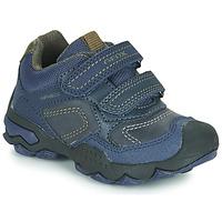 Schuhe Jungen Sneaker Low Geox J BULLER BOY B ABX
