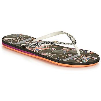 Schuhe Damen Zehensandalen Roxy PORTOFINO III