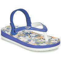 Schuhe Mädchen Zehensandalen Roxy TW PEBBLES VI Blau