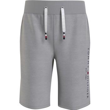 Kleidung Jungen Shorts / Bermudas Tommy Hilfiger BAHAMA Grau