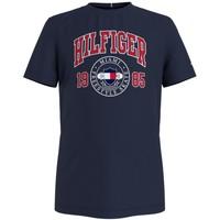 Kleidung Jungen T-Shirts Tommy Hilfiger CRISA