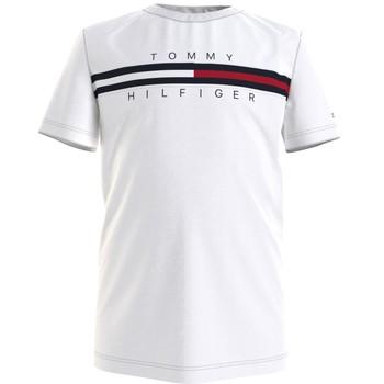 Abbigliamento Bambino T-shirt maniche corte Tommy Hilfiger KB0KB06532-YBR