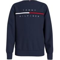 Kleidung Jungen Sweatshirts Tommy Hilfiger KB0KB06568-C87 Marineblau