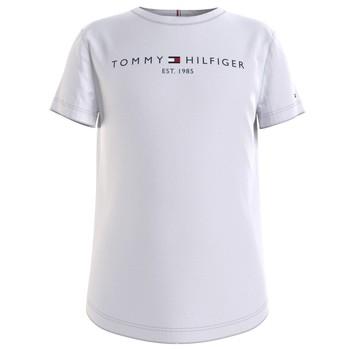 Vêtements Fille T-shirts manches courtes Tommy Hilfiger KG0KG05242-YBR