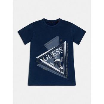 Vêtements Garçon T-shirts manches courtes Guess L1RI15-K8GA0-F233