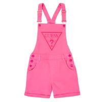 Abbigliamento Bambina Tuta jumpsuit / Salopette Guess J1GK12-WB5Z0-JLPK