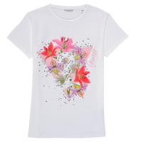 Abbigliamento Bambina T-shirt maniche corte Guess J1RI24-K6YW1-TWHT