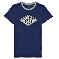 Abbigliamento Bambino T-shirt maniche corte Guess L1GI09-K8HM0-DEKB